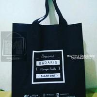 Tas Spunbond/Goodiebag disablon nama/event