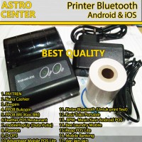 Printer Bluetooth PAYTREN KASIR PPOB Mobile Banking Pawoon D OPS dll
