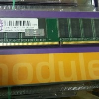 RAM DDR V-GeN 1GB PC3200/400Mhz Long Dimm (Memory PC VGEN)
