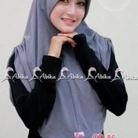 Khimar Aisyah Hijab Abika