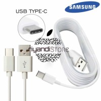 Usb type C samsung galaxy A5 A7 S8+ plus original kabel data charger
