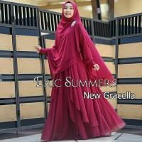 syar i / gamis / baju muslim wanita / busana muslim / dress / atasan