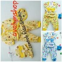 bajustelanbayi/baju tidur bayi/baju anak bayi/slabber/topi bayi/mitten
