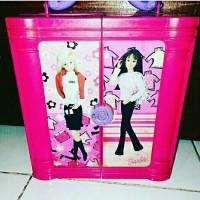 boneka barbie/ barbie/ barbie collector /mainan anak/lemari barbie
