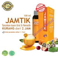 Obat Herbal JAMTIK 100 ml Turunkan Asam Urat & Rematik 1-2 Jam