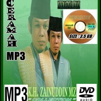 CERAMAH KH ZAINUDDIN MZ MP3