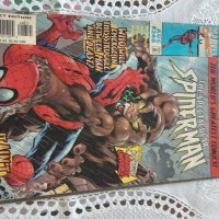 Komik The Spectacular Spiderman Edisi Agustus 1997 no 248