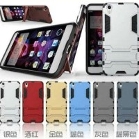 CASING IRONMAN OPPO F1 PLUS SERIES WITH KICK STAND HANDPHONE TABLET