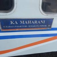 Tiket Kereta Api Surabaya - Semarang