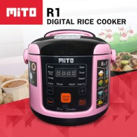 Digital Rice Cooker Mito/mini cooker cocok untuk travelling/kost-an