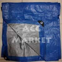 Terpal A3 Plastik Plastic 6 x 8 M Tutup Tebal Atap Tenda Bak Kolam A 3