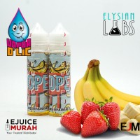 DOPE Strawberry Banana Taffy by EJM Distribution - Liquid Premium USA