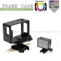 Plastic Side Frame Case Action Came Fujitsu,SJCAM,B-PRO,Action Cam