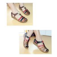 sepatu sandal wanita ORI ebel tali ww 09