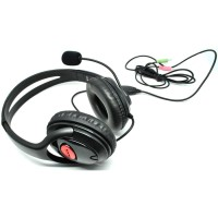 Vcom Headset Gaming with Microphone Volume Control