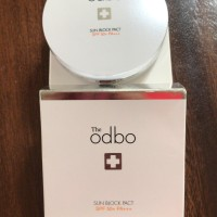 The Odbo sunblock pact