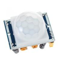 Sensor infrared keberadaan manusia / sensor gerak / motion detector pyroelectric module HC SR501