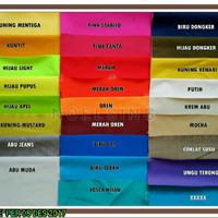 REQ: 1 Set Sarung Bantal dan Guling ANTI AIR Uk King Koil