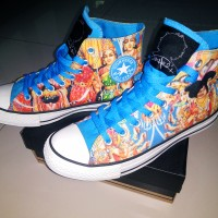 Converse CT Jimi Hendrix AXIS Bold as Love / As Hindu God Size 42,5