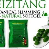 Meizitang botanical slimming capsule (pelangsing tubuh badan herbal)