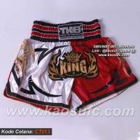 Celana Muay Thai Top King, Celana MuayThai, Muay Thai Shorts CT-O13