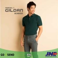 Kaos Polo / Kaos kerah Pria Gildan Premium Cotton 83800 Murah