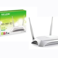 TP-LINK TL-MR3420 TPLink 3G / 4G Wireless N Router / 3G 4G ROUTER
