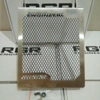 Cover Radiator Suzuki GSX 150 by RGR Engineering