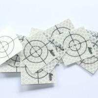Survey Reflector Sheet/ Reflective Tape/ Prisma Target Sticker/Stiker