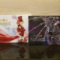 Seven Knights artbook LIMITED EDITION & ORIGINAL EDITION - 2 BOOKS