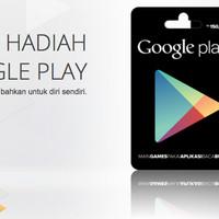 Voucher Google Play 500K
