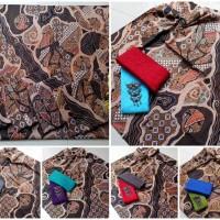 PG SBP Lasmini 0816 Set Kain Batik Printing dan Embos