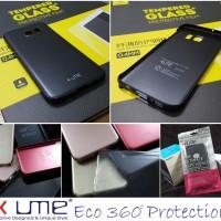 Samsung S6 EDGE Plus HardCase UME DELKIN GEA Soft Touch Baby Skin