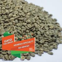 Jual Biji Kopi Aceh Gayo Arabika Proses Kering (Green Bean) Murah