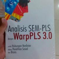 Buku Kampus Analis SEM PLS WARP 3.0