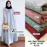 sevora maxi dress hijab by MAMACHI