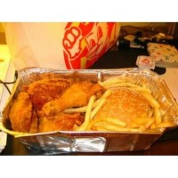 Al-baik spicy chicken (4pcs chick)