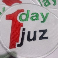 Emblem / patch / bet ODOJ one day one juz