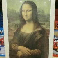 Puzzle Lukisan Monalisa