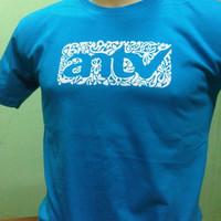 Fashion / Atasan / Kaos / FAMILY GETHRING ANTV TV BLUE