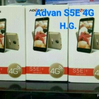 Hp Advan S5E 4G Lite O S. 6. 1 Garansi Resmi
