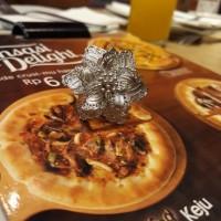 cincin imitasi emas putih silver kendari xuping import