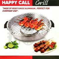 Happy Call Grill Alat Pemanggang Tanpa Areng