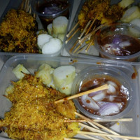 Sate Klopo Ayam