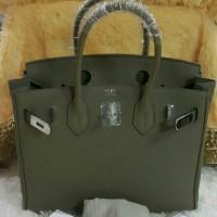 new tas hermes birkin hb30 toggo high original Leather