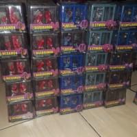 Mini Figure Digimon Cage KW Set