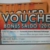 Voucher funworld 120.000