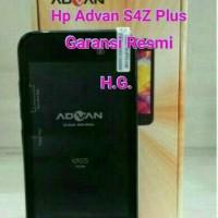 Advan S4Z Plus Ram 1GB Internal 8 GB Camera Dan Dua sim Hp Advan S4Z+