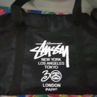 Duffle bag Stussy WT 30th Anniversary