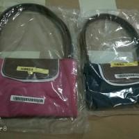 Tas Longchamp bag Ori Size Medium Tote Bag Navy Blue